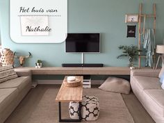 Binnenkijken bij Nathalie - My Simply Special