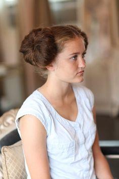 How to Do Princess Leia's Hair   eHow