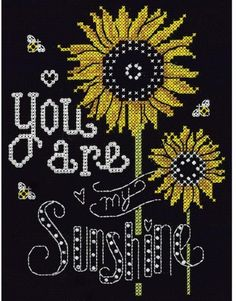 Flowers - Cross Stitch Patterns & Kits - 123Stitch.com #crossstitchpatterns