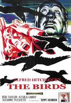 Alfred Hitchcock - The Birds | Die Vögel