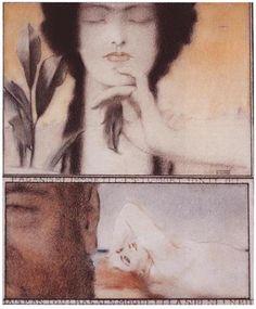 Paganism - Fernand Khnopff