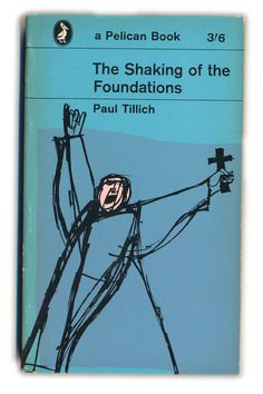 Penguin cover 1966 The shaking of the foundations Vintage