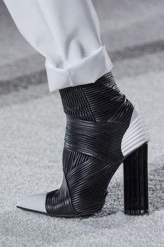 Balmain shoes fall 2018