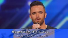 "Brian Justin Crum performs ""Somebody To Love"" on Americas Got Talent America's Got Talent, Got Talent Videos, Show Dance, Just Dance, Brian Justin Crum, Good Music, My Music, Music Songs, Music Videos"