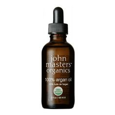John Masters Organics   100% Argan Oil   Beneficial for both hair and skin,  helps to retain moisture, improve elasticity and soften hair and skin,  instant sparkle and shine. helps to taming frizzy hair and mending split ends, and when applied to skin it helps reduce the appearance of wrinkles, fine lines and blemishes.   $38.00  59ml / 2 oz  http://www.yslux.com/dept.aspx?dept_id=30-039-001