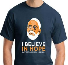 Buy this cool NaMo t-shirt from http://www.go4namo.com and support Narendra Modi.