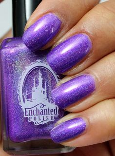 "Enchanted Polish ""Awesomeness"" Square"