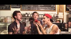 Someone - Trevor Moran (O2L Mock Music Video) I was crying with laughter, love these boys!