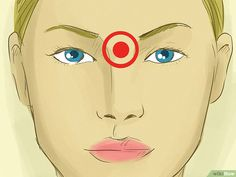 Dein drittes Auge öffnen How to open your third eye: 13 steps (with pictures) - wikiHow Iyengar Yoga, Ashtanga Yoga, Vinyasa Yoga, Yoga Flow Sequence, Yoga Sequences, Partner Yoga, Yin Yoga, Yoga Meditation, Opening Your Third Eye