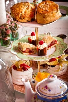 Afternoon Tea arrives at Red Earth | MummyPages.ie