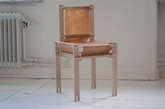 """Swedish designer Martin Thübeck has constructed a furniture range with """"infinite building possibilities"""" using reclaimed wood from a local birch sawmill. Building Furniture, Modular Furniture, Furniture Design, Timber Slats, Wooden Slats, Campervan Interior, Prefabricated Houses, Wood Countertops, Jpg"""