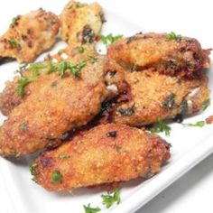 Awesome Crispy Baked Chicken Wings - Allrecipes.com