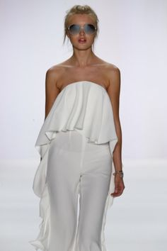 Rosenzweig Jewelry at Berlin Fashionweek for Lana Mueller Couture