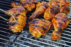 Grilling Classics: BBQ Chicken with Homemade Sauce