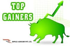 Top gainers stock options