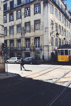 Guide to Lisbon and Porto via Sacramento Street