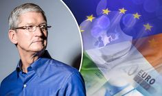 FURIOUS tech giant Apple has issued a veiled threat to pull jobs and investment from Europe after the EU ordered it to pay £11 BILLION in backdated taxes.,,AUG16