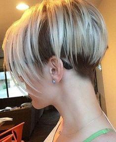Stunning Pixie Hairstyles Short Hair Ideas 33