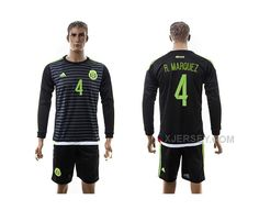 http://www.xjersey.com/201516-mexico-4-rmarquez-home-long-sleeve-jersey.html Only$35.00 2015-16 MEXICO 4 R.MARQUEZ HOME LONG SLEEVE JERSEY Free Shipping!