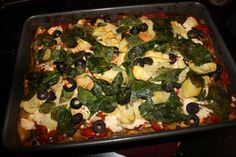 Eggplant arrabiata lasagna. A vegetarian's dream dinner! Spicy and delicious :)