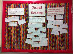 Middle School Teacher to Literacy Coach: Guided Reading Exit Slips