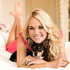 A Day in the Food Life of Carrie Underwood
