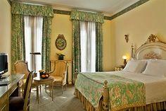 Avenida Palace Hotel Lisbon Bedroom Green