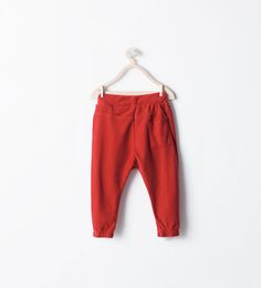 ZARA - KIDS - LEGGINGS WITH LACE DETAILS