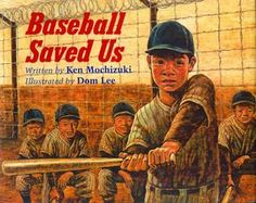 Using Baseball Saved Us for historical thinking and skills in Grade 4.