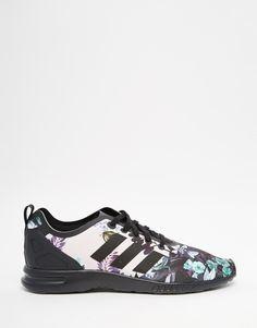 adidas original zx 500 2.0 floral burgundy concept bordeaux