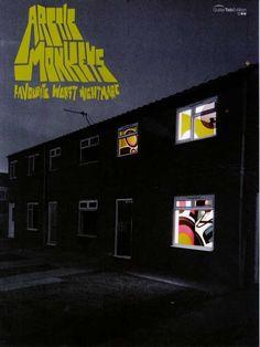 Arctic Monkeys: Favourite Worst Nightmare - Guitar Tab. £16.99