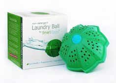 SmartKlean Laundry Ball Non-Detergent Clean Clothes Washer Eco Friendly in Home & Garden, Household Supplies & Cleaning, Laundry Supplies   eBay