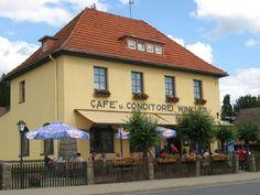 Cafe Winkler in Schierke.
