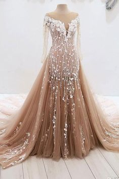 On Sale Excellent 2019 Prom Dress Chic Mermaid Vintage Prom Dress African Long Sleeve Prom Dress # Prom Dresses Long With Sleeves, Cheap Prom Dresses, Bridal Dresses, Sexy Dresses, Dresses With Capes, Dresses Uk, Dresses Online, Beaded Prom Dress, Lace Dress