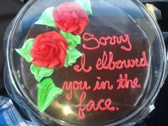 31 Funny Cakes For Life's Awkward Moments