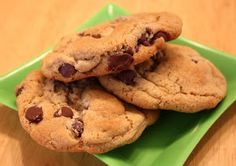 High altitude cookies. We are at 3,000 and these are perfect.