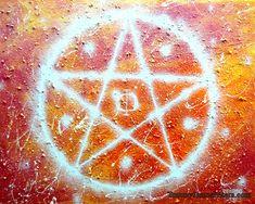 Pentagramm Golden Ratio in a Symbol.