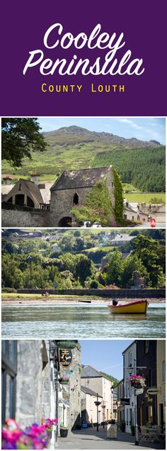 In the middle of the hilly Cooley Peninsula is the medieval town of Carlingford. Here, you'll find quirky boutiques, tasty food, traces of the Vikings and the Normans, and a castle that's said to be haunted by a headless ghost.