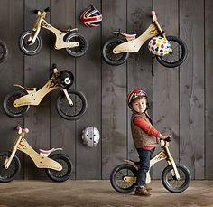 bike + helmet