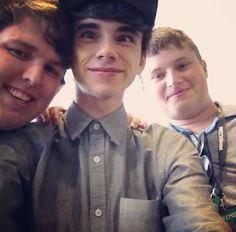 Straub, Will, and Graser