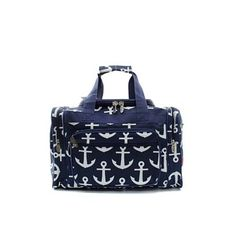 """17"""" Anchor Duffle Bag (available in 2 colours) Check out my Rep Store...."""