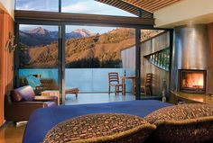 Best California Resorts | Post Ranch Inn - Peak House | Carmel Hotels