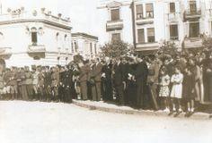 Desfile de la Victoria, 1939. Castellón