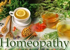 Homeopathic Remedies ~ Worth Looking Into...good, long list