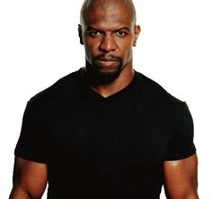 Terry Crews is my choice for the role of Ham. His physical stature suits the character's description and he can play the part of the philosophical gentle giant who can turn on the tough guy persona at will. Celebrity Look, Celebrity Pictures, Most Beautiful Man, Beautiful People, Brandon Sanderson Mistborn, What Makes A Man, Terry Crews, Tough Guy, Morning Show