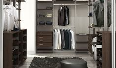 elfa small walk in closet Walk In Closet, Closets, Image, Home Decor, Create, Kitchens, Armoires, Decoration Home, Fitted Wardrobes