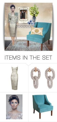"""""""~New Year's Eve @ the White House~"""" by confusgrk ❤ liked on Polyvore featuring art and AmiciMei"""