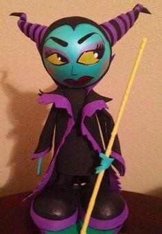 Maleficent fofucha