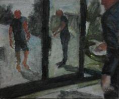 Oleo s/ Papel. 2015   18 cm x 15 cm.