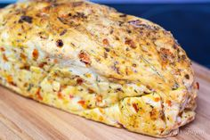 Make barbecue bread yourself – Thermomix – Finger Food Barbacoa, Mediterranean Bread, Mediterranean Diet Recipes, Savoury Baking, Bread Baking, Cookie Salad, Grilled Desserts, Camping Desserts, Cooking On The Grill